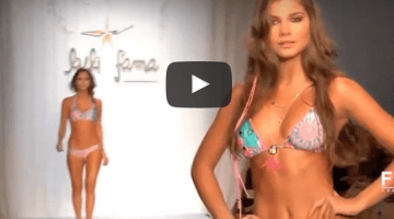 LULI FAMA Full Show Spring 2017 | Miami Swim Week