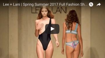 Lee + Lani | Spring Summer 2017