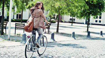 Handige make-up tips voor op de fiets