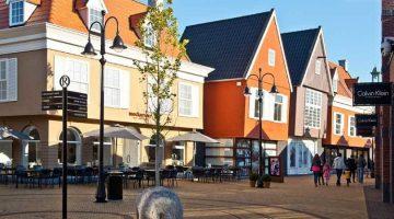 Kom winkelen bij Rosada Fashion Outlet in Roosendaal!