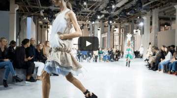 Sacai | Spring Summer 2017 Full Fashion Show