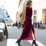 #HOT: How to wear Velvet fashion!