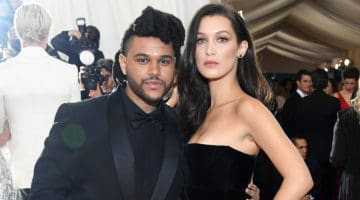 Topmodel Bella Hadid vertelt over breuk met The Weeknd