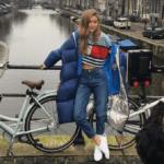 Topmodel Gigi Hadid voelt zich thuis in Amsterdam