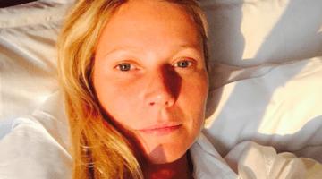 Gwyneth Paltrow's nieuwe trend: clean sleeping