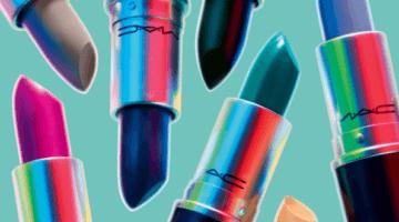 MAC brengt superhandige lipsetjes op de markt.