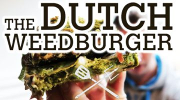 The Dutch Weed Burger opent restaurant in Amsterdam