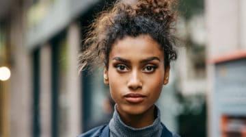 Nederlands topmodel Imaan Hammam deelt beautygeheim