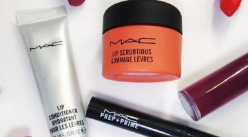 Zijdezachte lippen met Mac Lip Scrubtious!